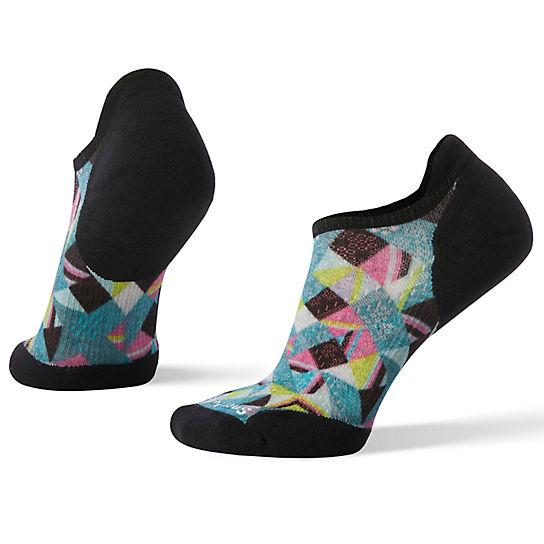 Women S Phd Run Light Elite Print Micro Socks