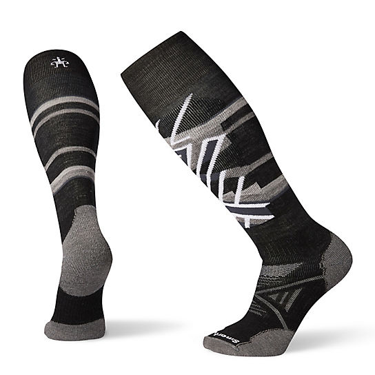 Men's PhD® Ski Medium Pattern Socks