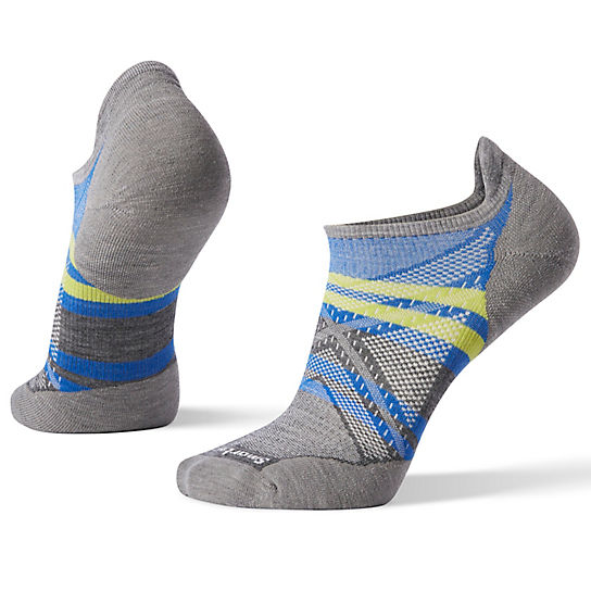 Men's PhD® Run Light Elite Pattern Micro Socks