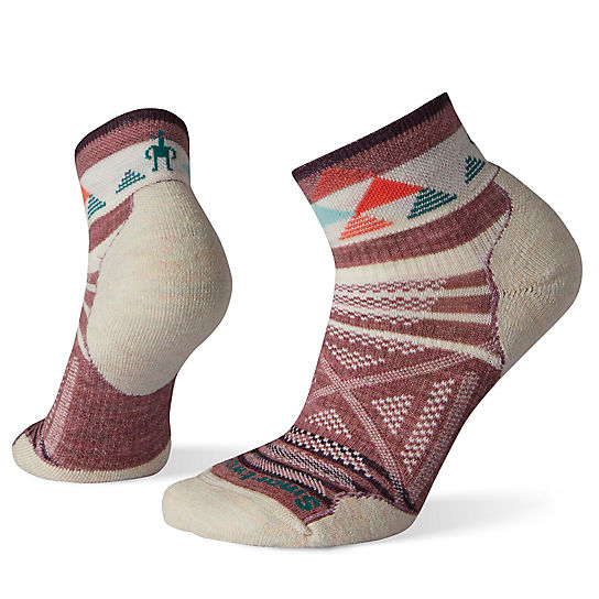 Women's PhD® Outdoor Light Pattern Mini Hiking Socks