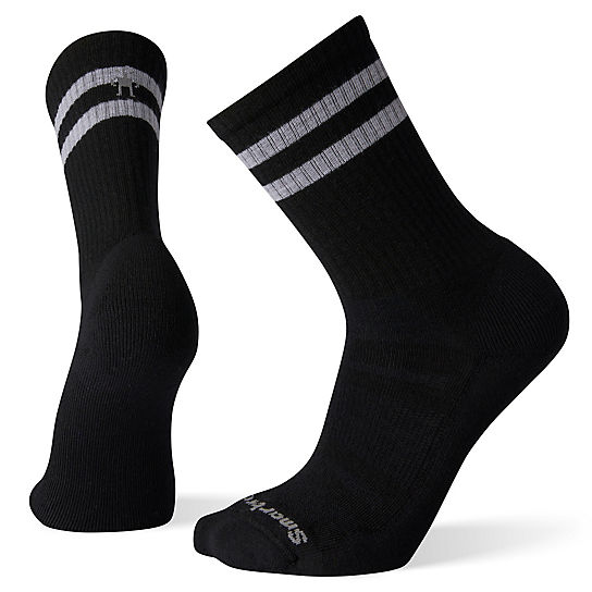 Athletic Light Elite Stripe Crew Socks