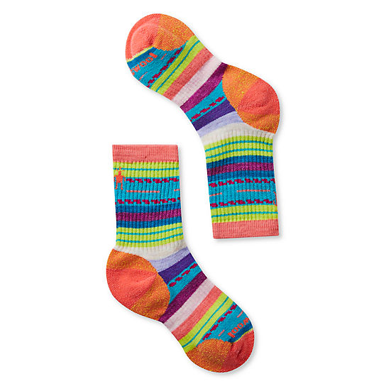 Kids' Margarita Medium Hiking Crew Socks