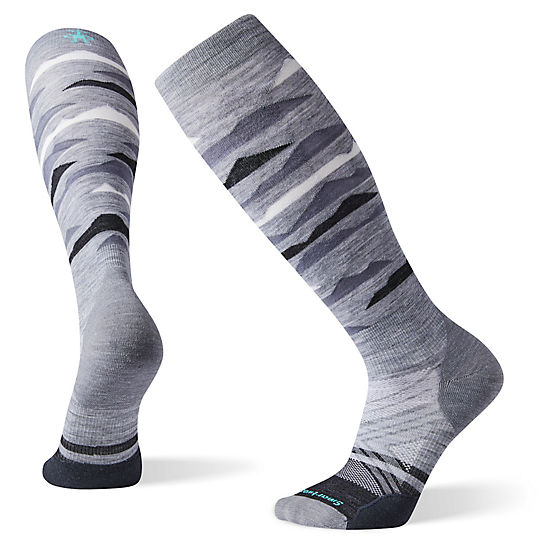 PhD® Ski Light Elite Pattern Socks