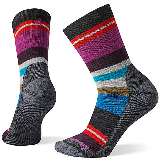Women's Hike Medium Saturnsphere Crew Socks