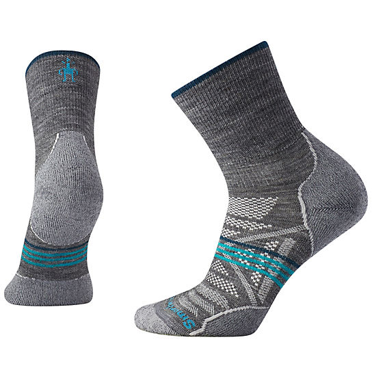 Women's PhD® Outdoor Light Mid Crew Socks