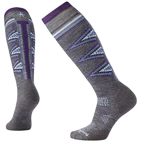 Women's PhD® Ski Light Pattern Socks