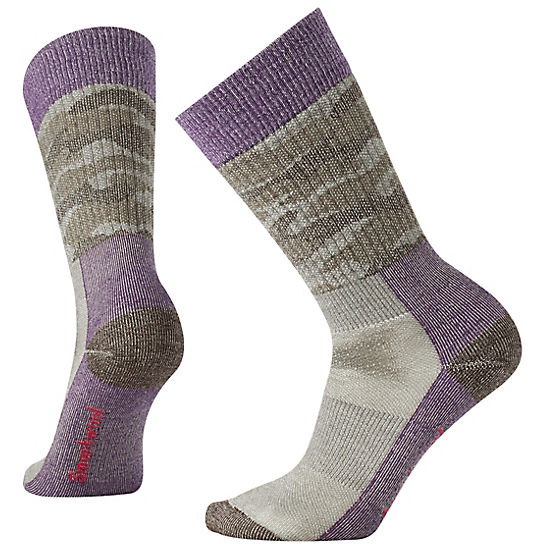 Women's Hunt Camo Medium Crew Socks