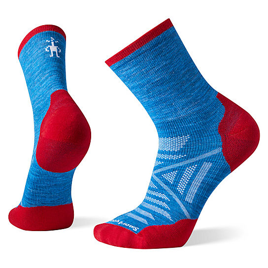 Men's PhD® Run Cold Weather Mid Crew Socks