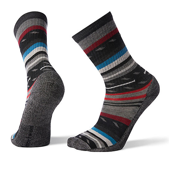 Men's Light Margarita Hiking Crew Socks