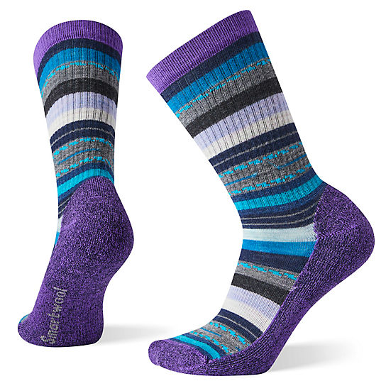 Women's Margarita Light Hiking Crew Socks