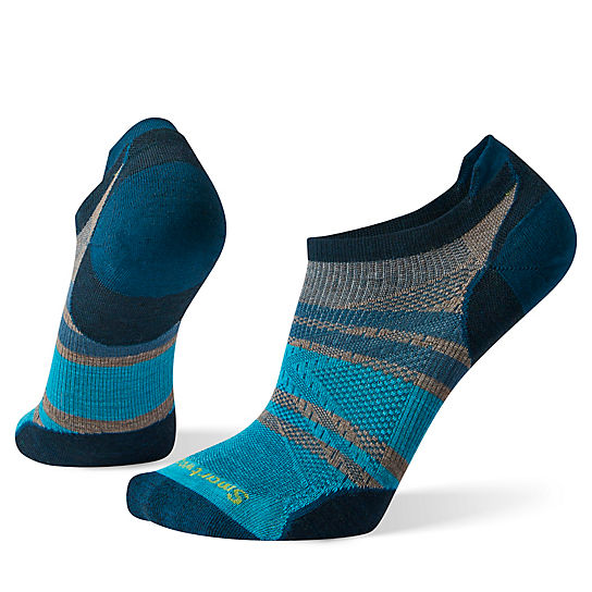 Men's PhD® Run Ultra Light Pattern Micro Socks