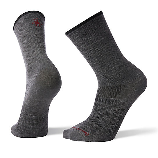 Men's PhD® Outdoor Ultra Light Crew Hiking Socks