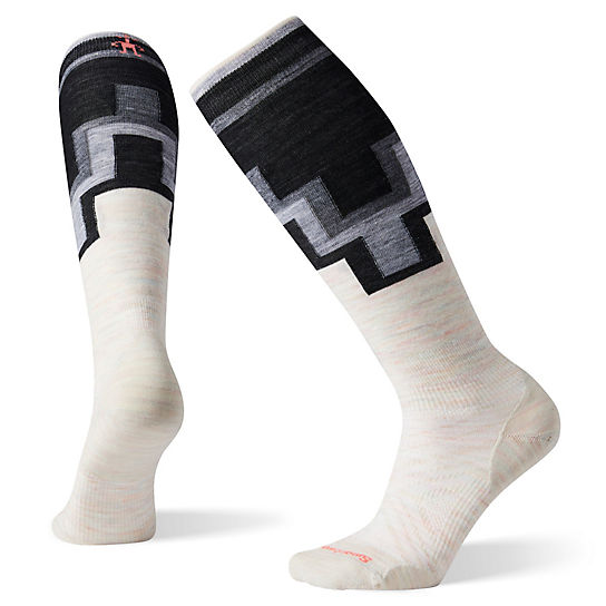Women's PhD® Ski Ultra Light Pattern Socks