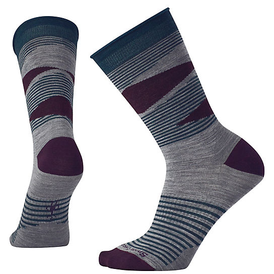 Women's First Mate Non-Binding Crew Socks