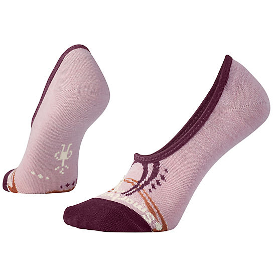 W Premium Orbiting Hide and Seek No Show Socks