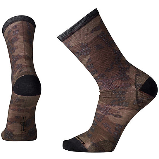 Men's Tire Tracks Curated Crew Socks