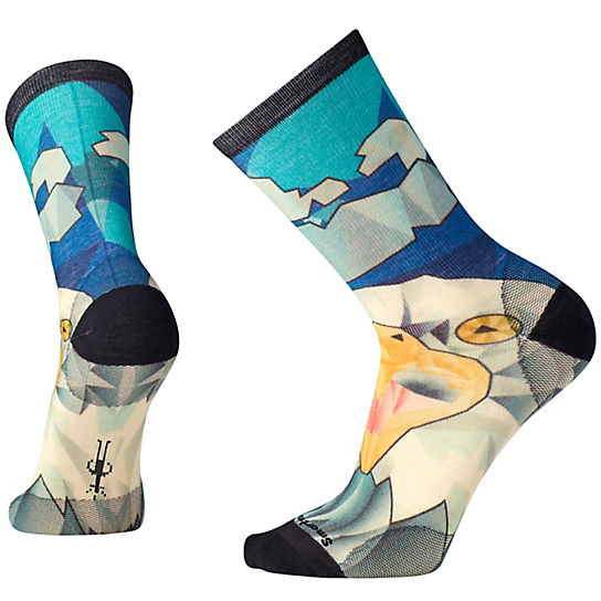 Men's Eagle Curated Crew Socks