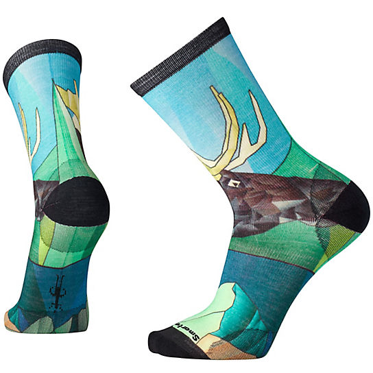Men's Moose Curated Crew Socks