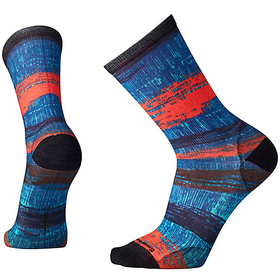 Men's Fiery Curated Crew Socks