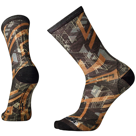 Men's Spaceship Curated Crew Socks