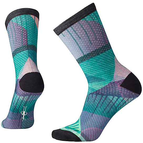 Women's The Angle Curated Crew Socks