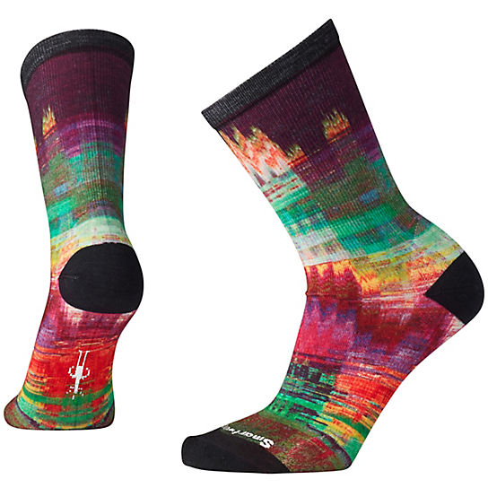 Women's Cascade Valley Curated Crew Socks