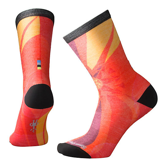 Women's Goldflake Curated Crew Socks