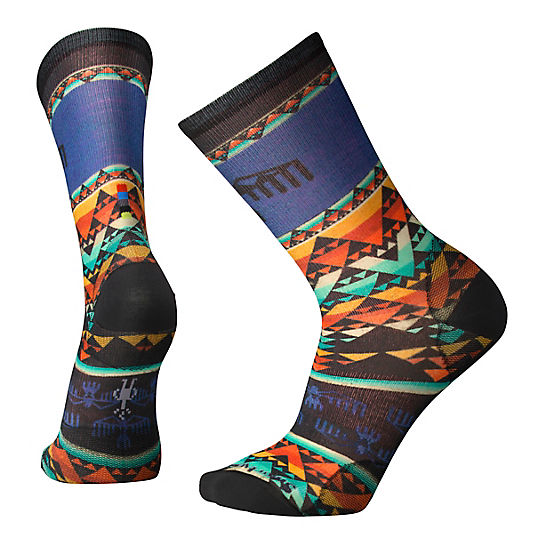 Men's Bird Geo Curated Crew Socks