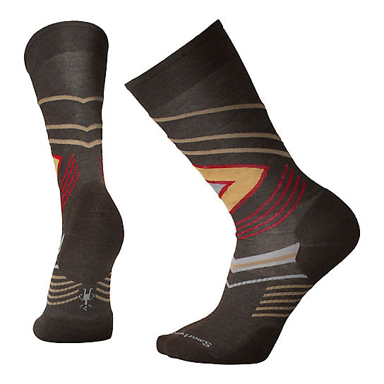 Men's High Crest Crew Socks