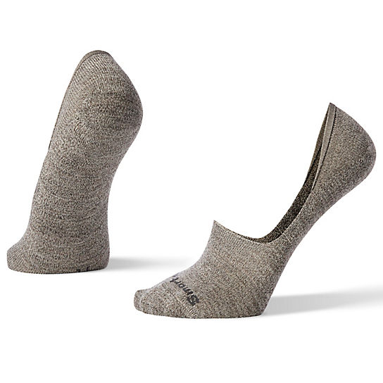 Men's Premium Marl No Show Socks