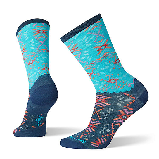 Women's Falling Arrow Crew Socks