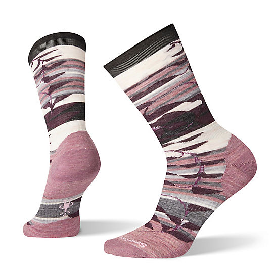 Women's Non-Binding Pressure Free Palm Crew Socks