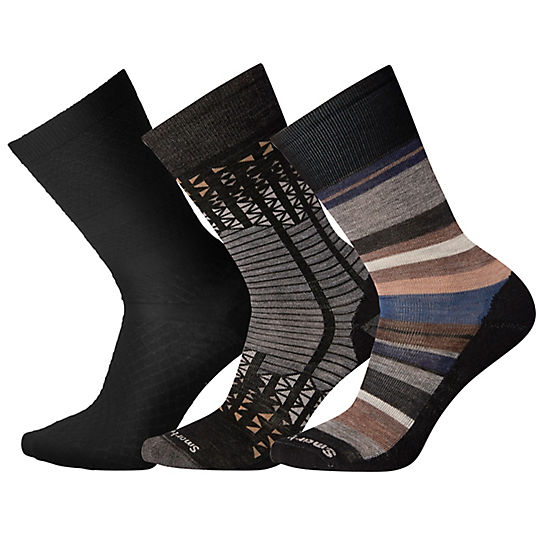 Men's Socks Trio 1 Gift Box