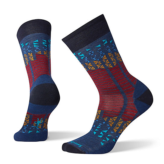Men's Mountain Borough Crew Socks