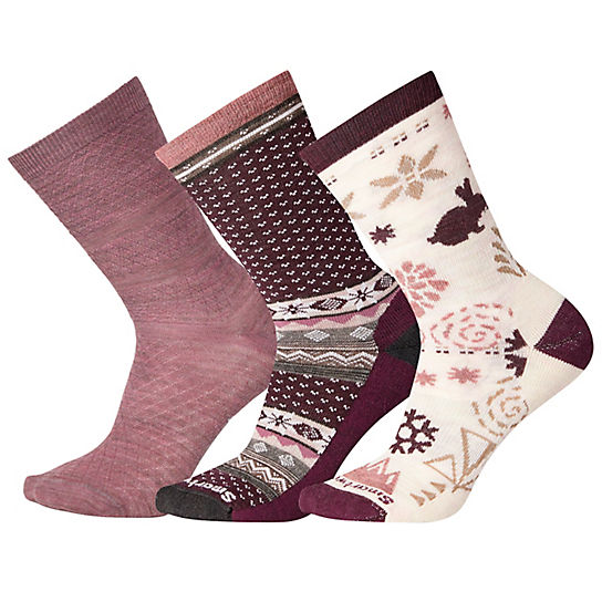 Women's Trio 3 Socks