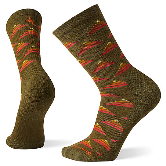 Hike Light Elite Burgee Crew Socks