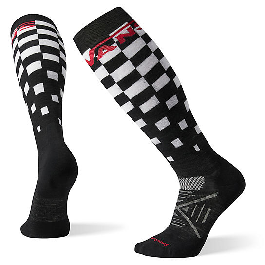 Smartwool PhD® Snow VANS Checker Light Elite Socks