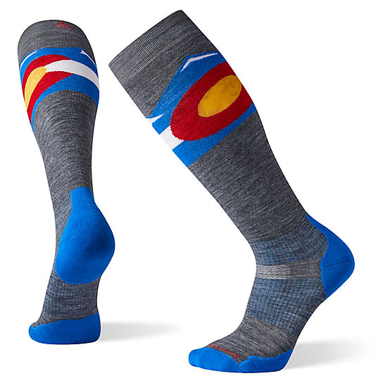 PhD® Snow Light Elite Colorado Socks