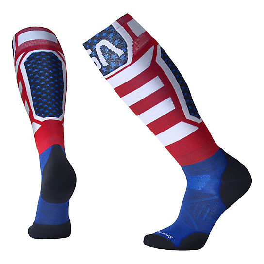 Women's PhD® USA Slopestyle Light Elite Sock