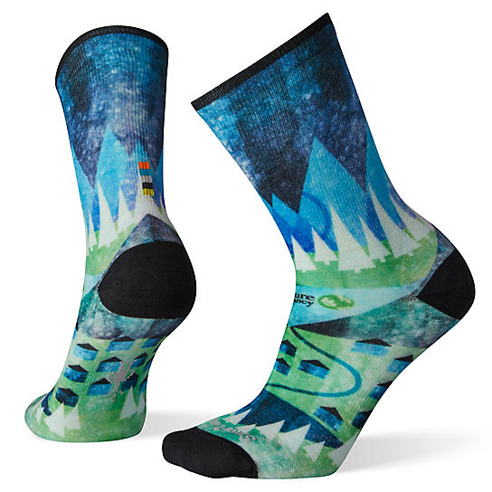 Curated TNC x Smartwool Crew Socks
