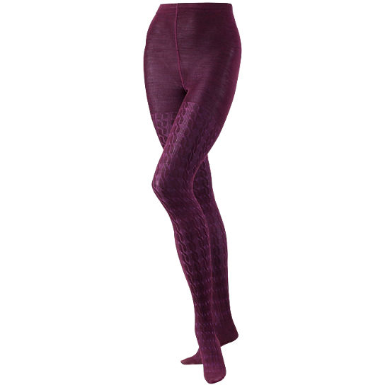 Women's Cable Tights