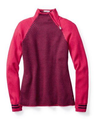 Smartwool Women S Dacono Funnel Neck Wool Sweater