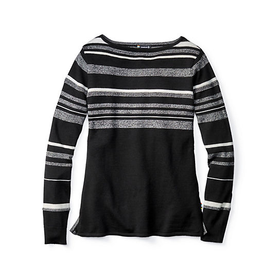 Women's Cascade Valley Stripe Sweater