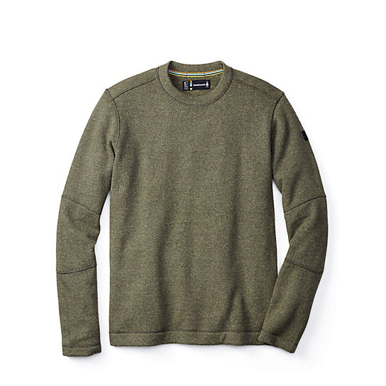Men's Heritage Trail Fleece Crew Sweater