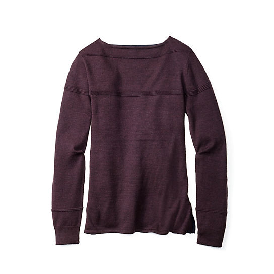 Women's Cascade Valley Solid Crew Sweater