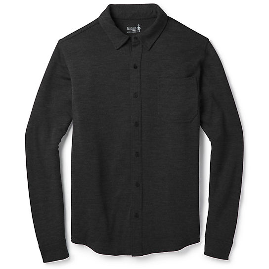 Men's Merino 250 Button Down Long Sleeve Shirt