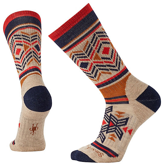 Men's Premium Delineate Crew Socks