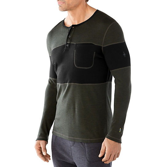 Men's Merino 250 Henley