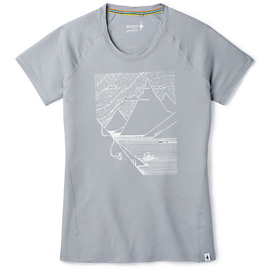 Women's Merino 150 Fjord Slider T-Shirt