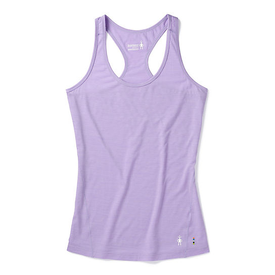 Women's Merino 150 Base Layer Micro Stripe Tank